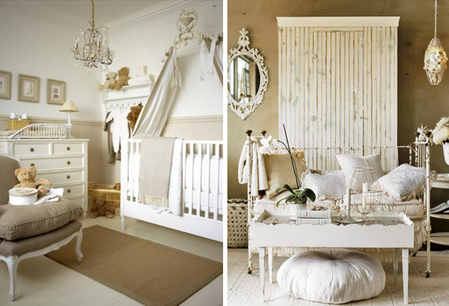 Happy fridays vintage nursery inspiration national association of professional child - Vintage antique baby room ideas timeless charm appeal ...