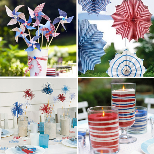 Happy fridays labor day party tips national - Labor day decorating ideas ...