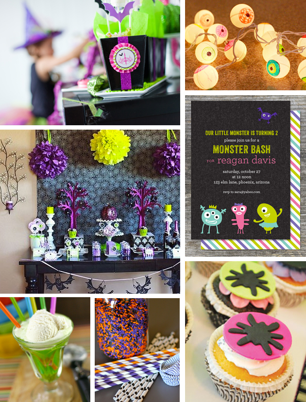 If You Have A Child With Late October Birthday Then Halloween Party Is The Perfect Fit