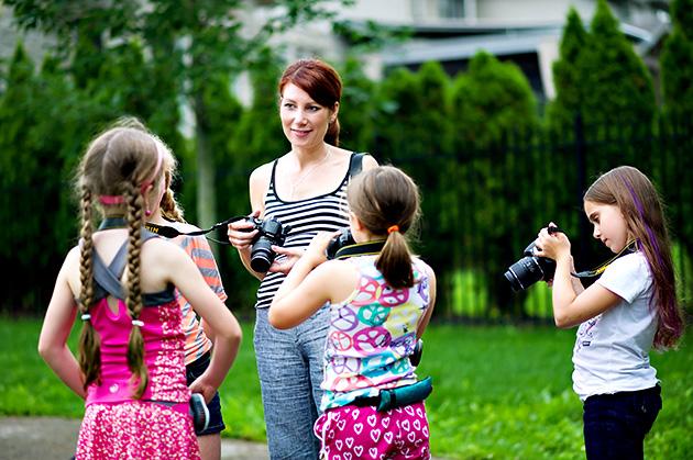Childrens' Camera Courses! - National Association of professional ...