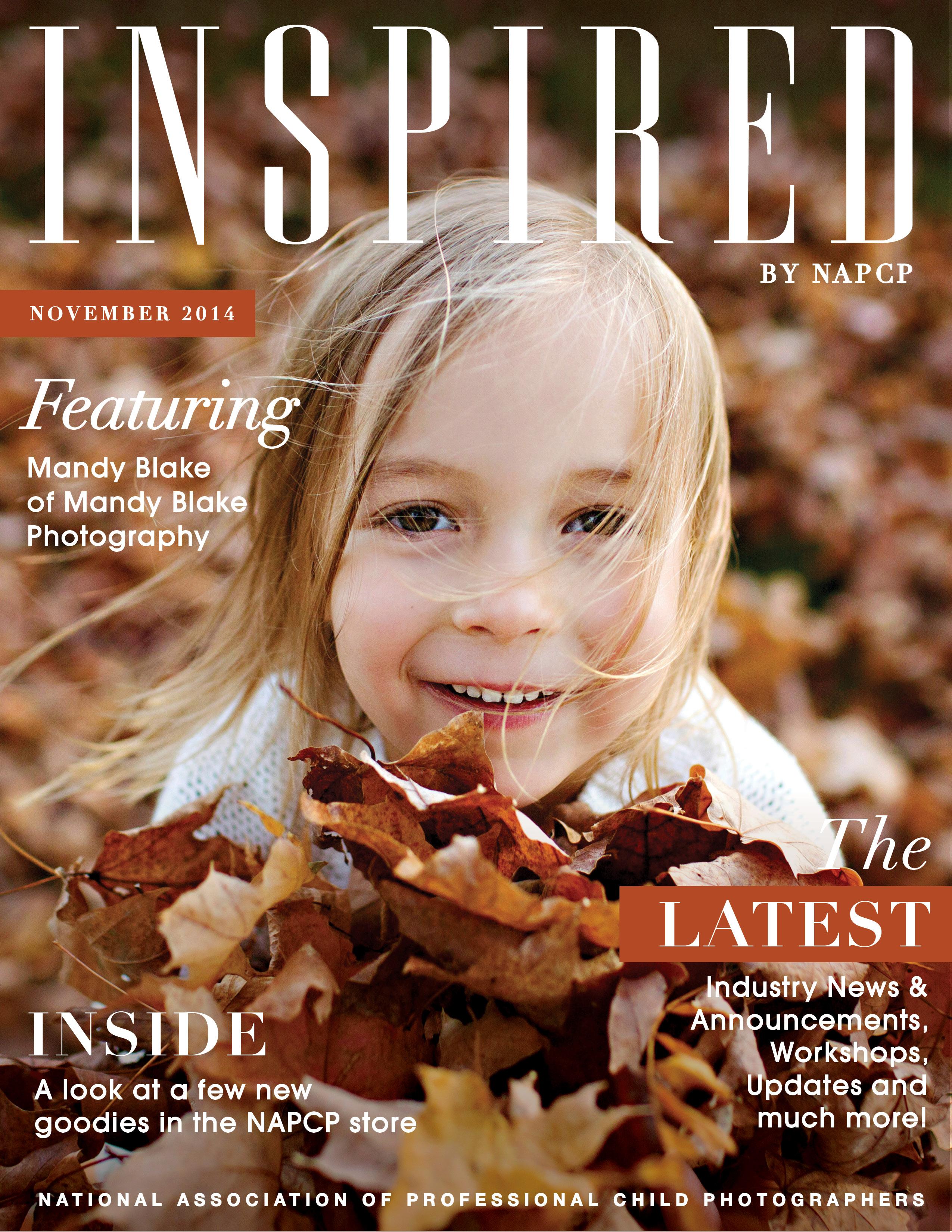 November Newsletter cover