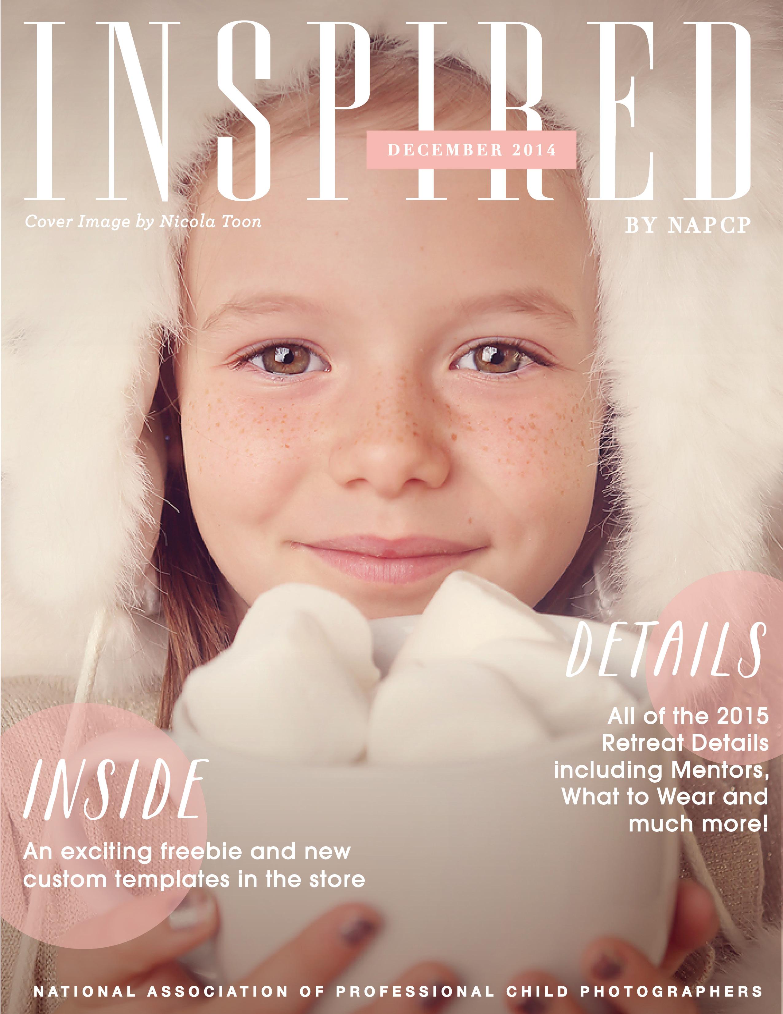 December Newsletter cover