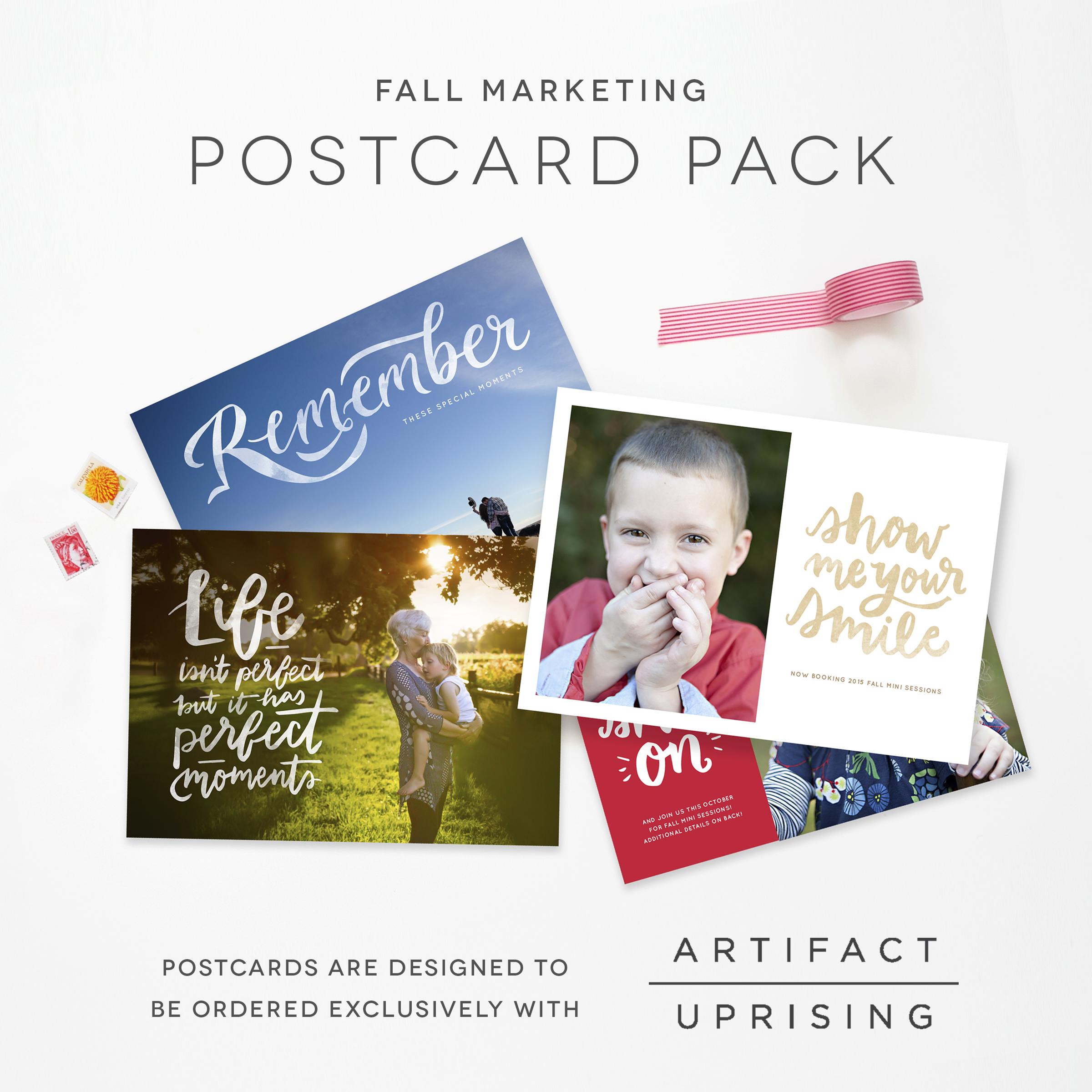 postcard pack(IG)