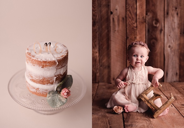 one-year cake smash