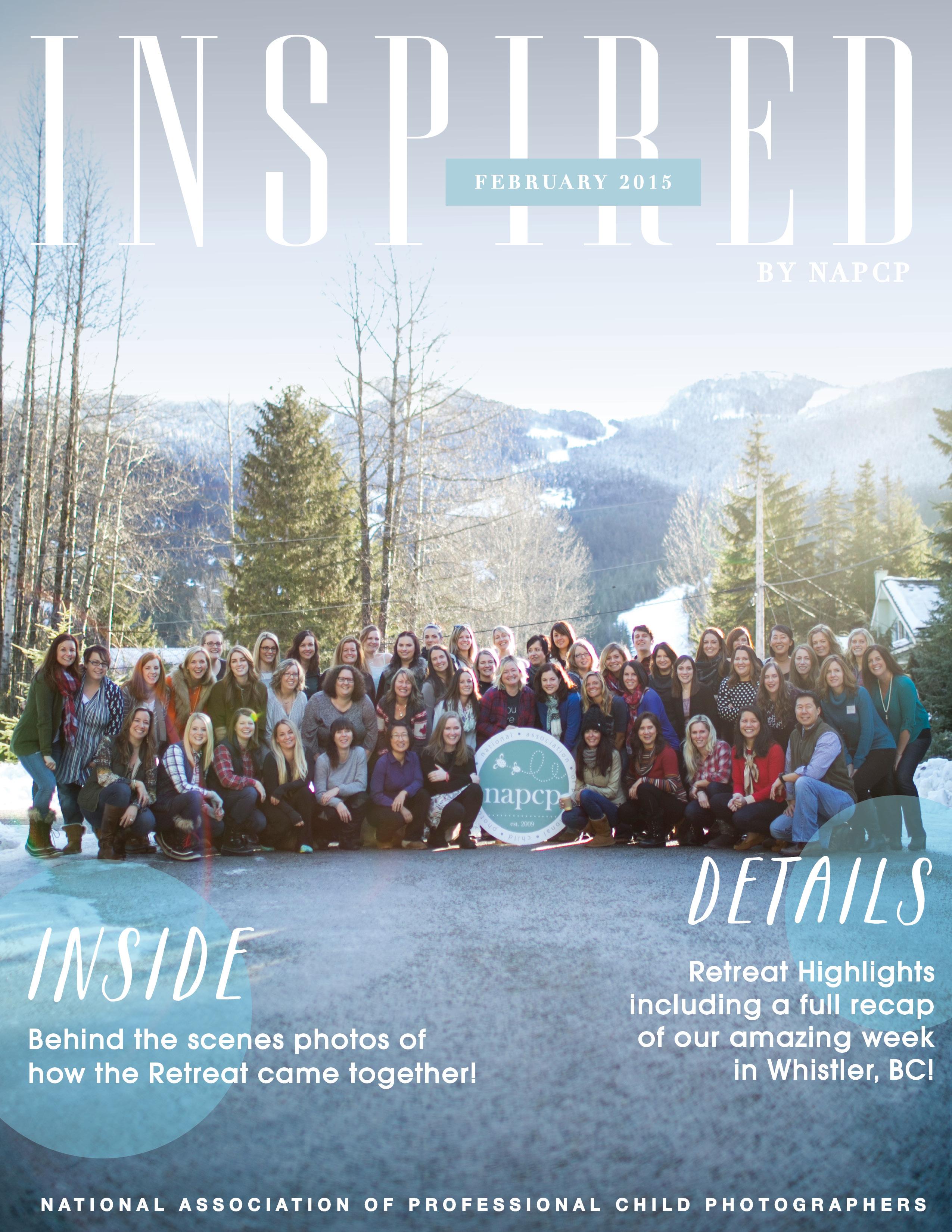 February Newsletter 2015 cover