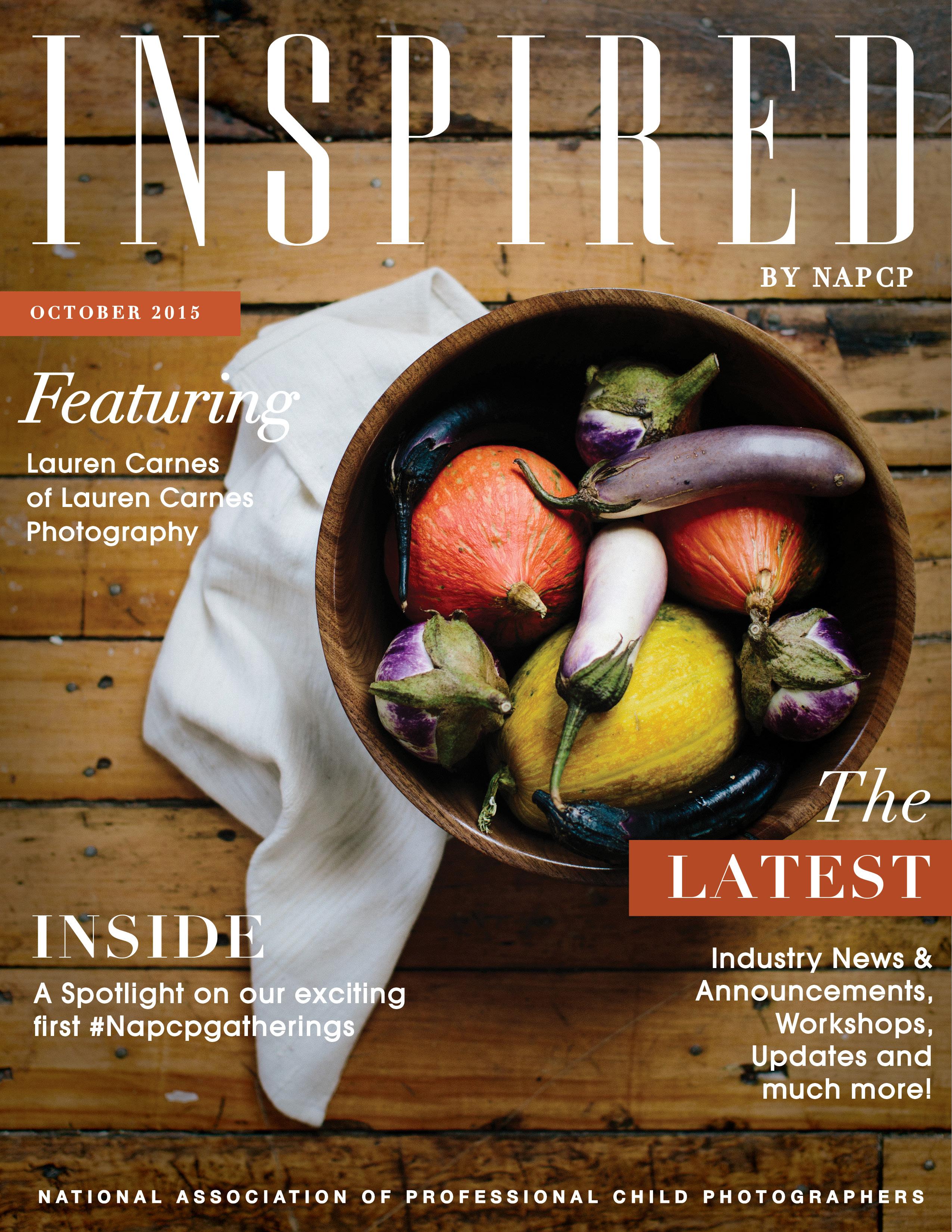 October newsletter 2015 cover