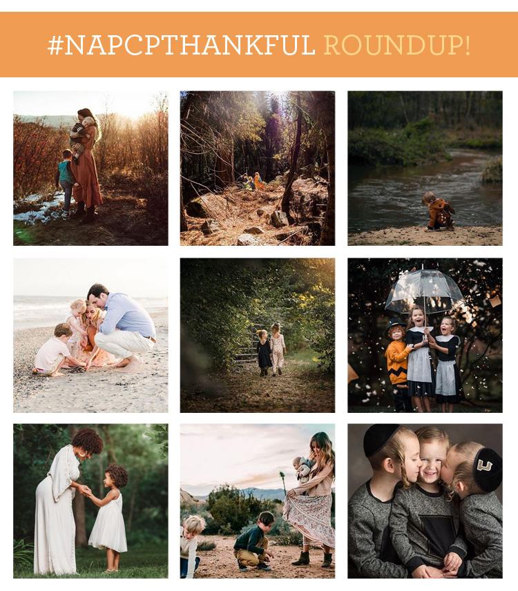 #NAPCPThankful 2018 roundup