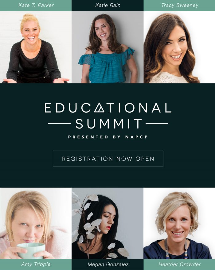 Educational Summit 2019 speaker lineup presented by NAPCP