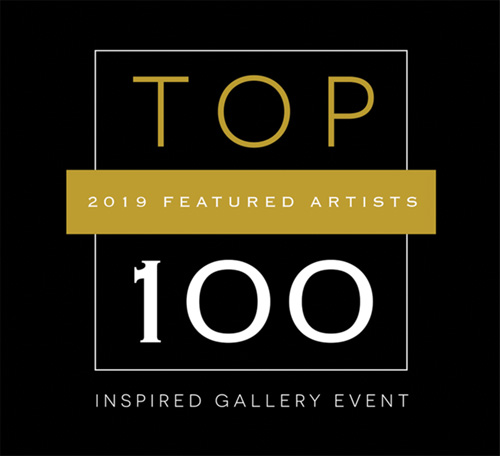 Now Announcing the NAPCP 2019 Top 100 Artists for the Inspired Print Competition & Gallery Event!