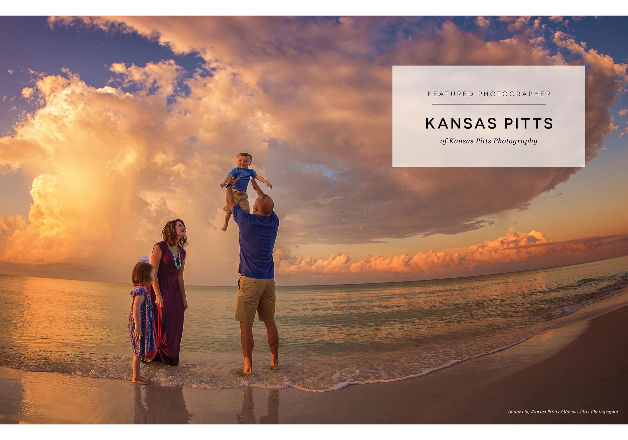 Featured Photographer Kansas Pitts of Kansas Pitts Photography
