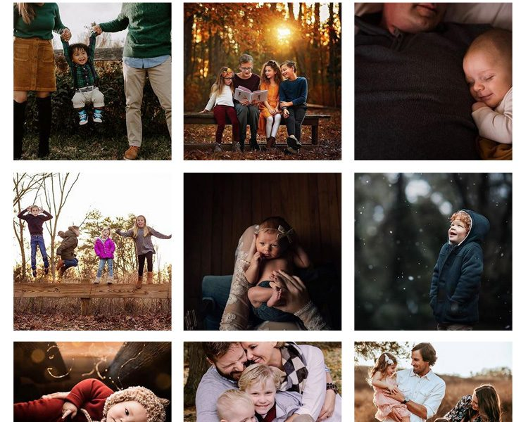 #NAPCPThankful Roundup, Instagram images