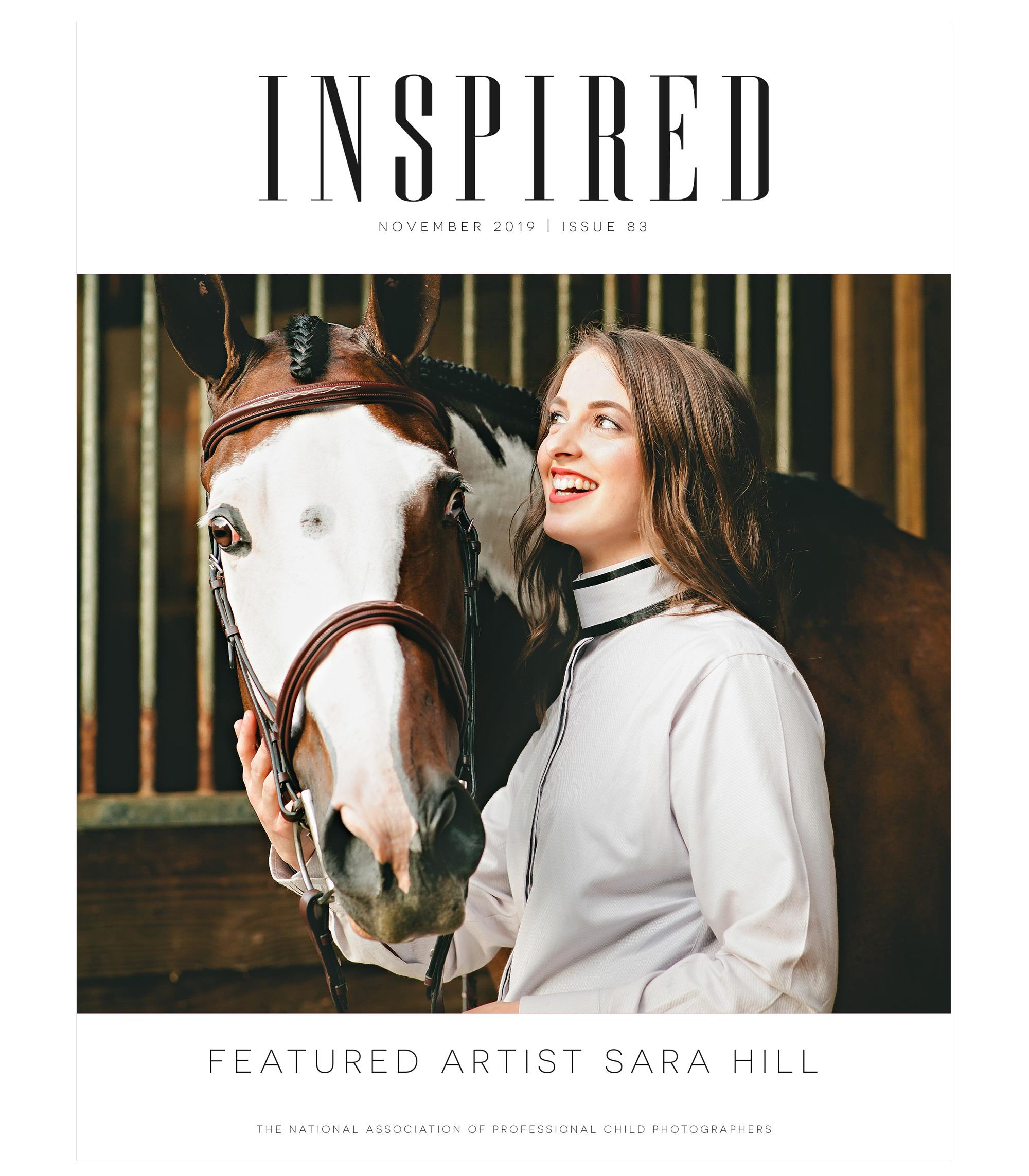 Inspired November 2019 Issue 83