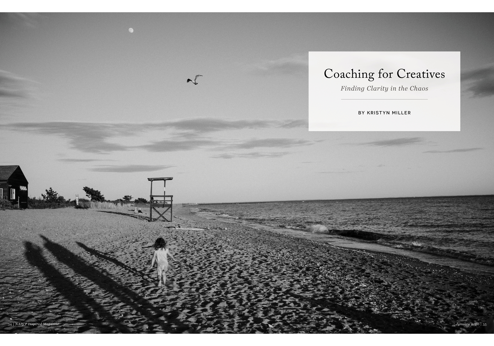 Coaching for Creatives, Finding Clarity in the Chaos, Kristyn Miller