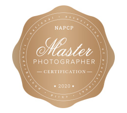 Master Photographers, NAPCP Certification, 2020